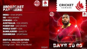 Global T20 Canada Going To Be A Game-changing Event, Says Cricket Canada President