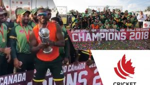 Vancouver Knights Wins The Inaugural GT20 Canada.Canadian Cricketer Brings Home The Win !