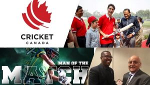 """Global T20 Canada Is A Cinderella Story"" Says Cricket Canada President Ranjit Saini."
