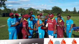 West Indies-B Wins CricketFest, 2018