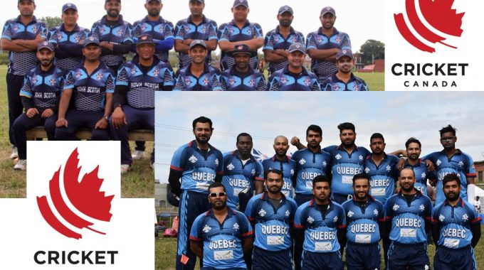 Eastern T20 Championships, 2018, Concluded With Quebec Blue Winning The Tournament