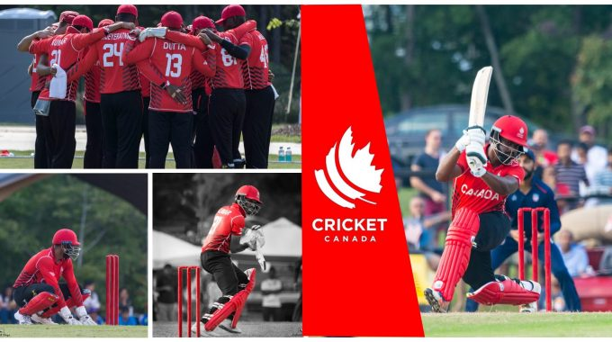 Canada On A Winning Streak, Tied And Then Winning In Super Over Against Their Oldest Rivals USA