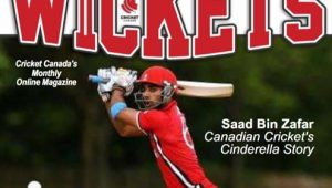 """Second Issue Of """"Wickets"""" Is Out !"""
