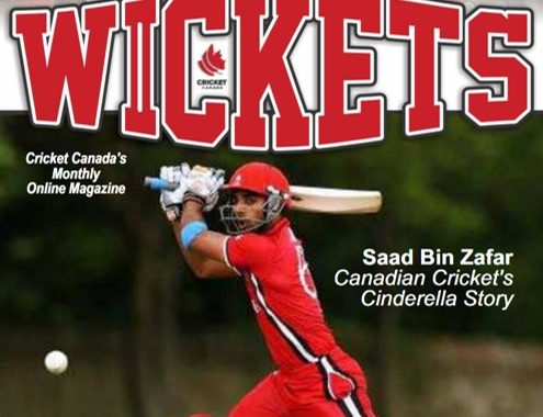 "Second Issue Of ""Wickets"" Is Out !"