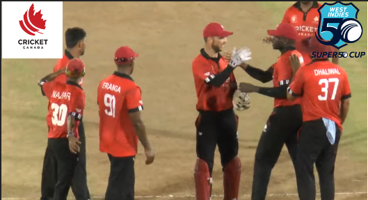 Cricket Canada Returns As A Stronger Team From The Caribbean