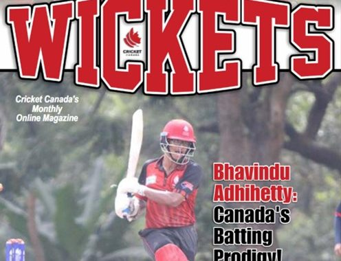 Sixth Edition Of Wickets Magazine Is Here !