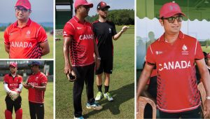 Cricket Canada Names Monty Desai As Head Coach.