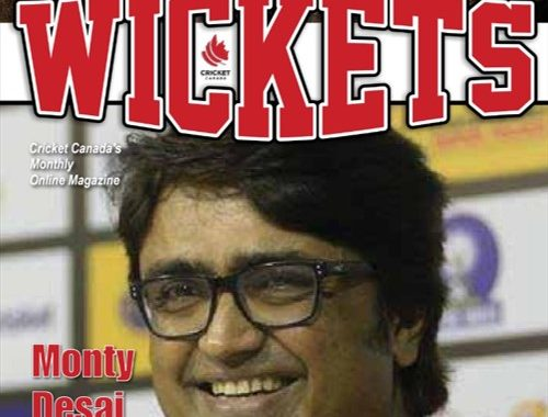 Eighth Edition Of Wickets Magazine Is Out!