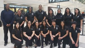Cricket Canada Women's Team Depart On Their Training Tour To West Indies.
